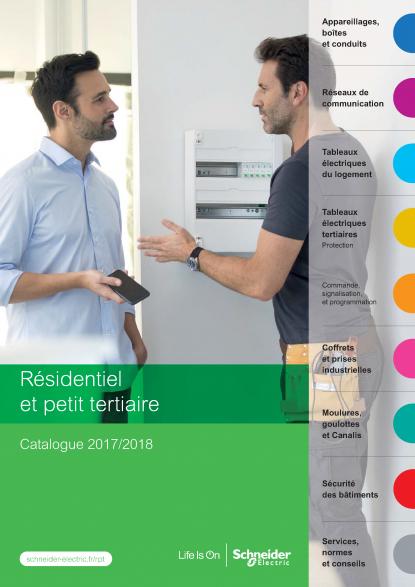 Catalogue Schneider Résidentiel Et Petit Tertiaire